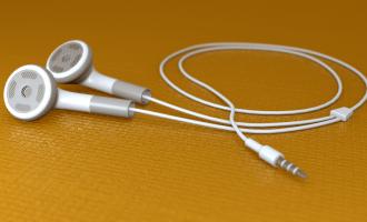Blender iPhone Headset
