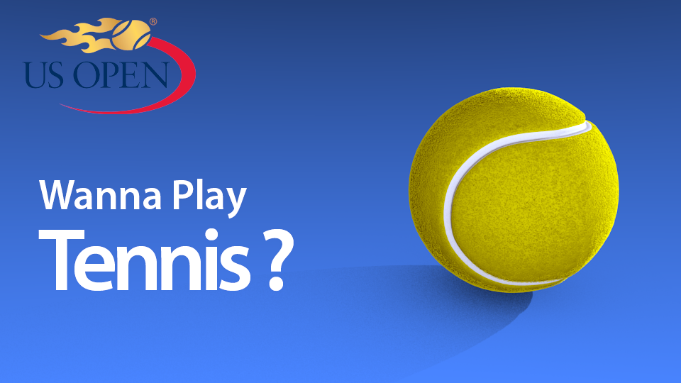 Blender tennis ball