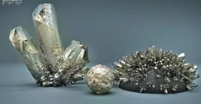 Blender Cycle Crystal Ivaylo Gogov 01
