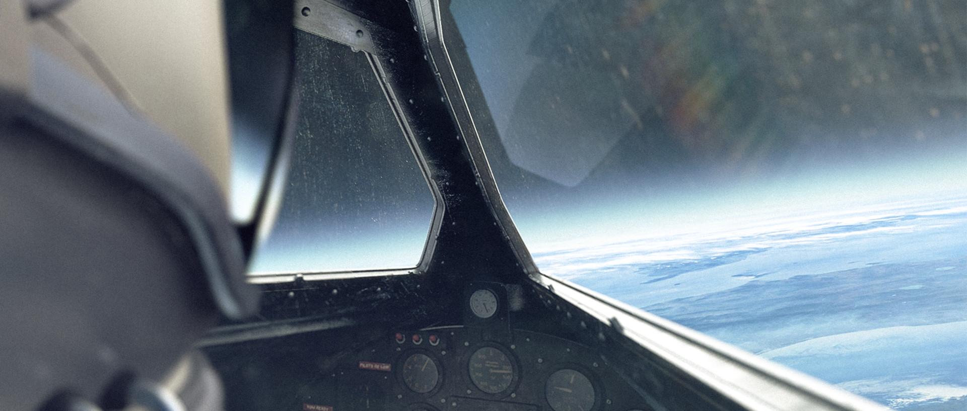 Simo Liechti NASA X 15 - 03