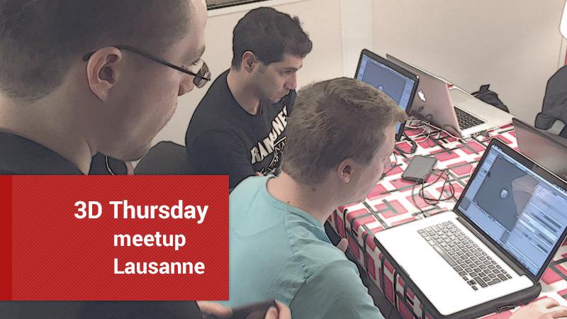 Kopilot Blender Blog 3D Thursday meet up