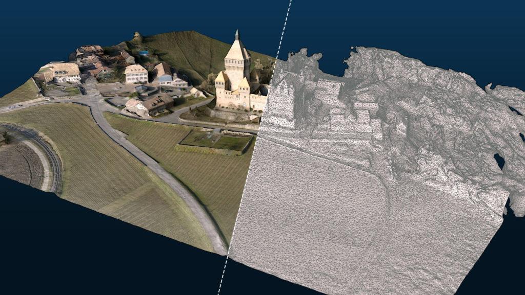 Blender 3d kopilot aerial photogrammetry meetup