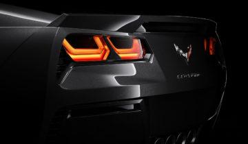 Blender Corvette C7 Stingray