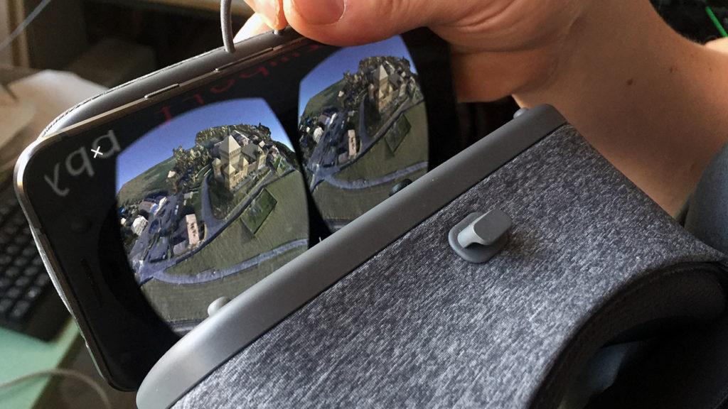 photogrammetry creativity VR Google Daydream